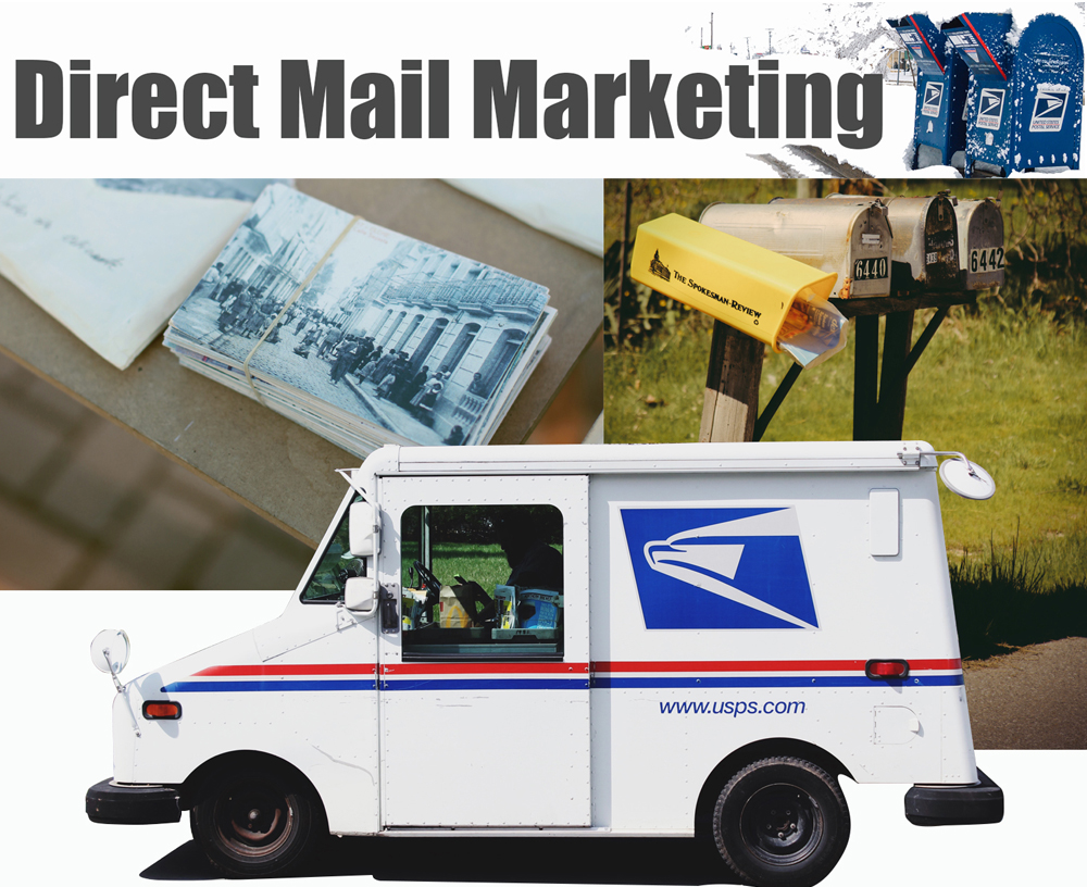 Every door direct mailing marketing services